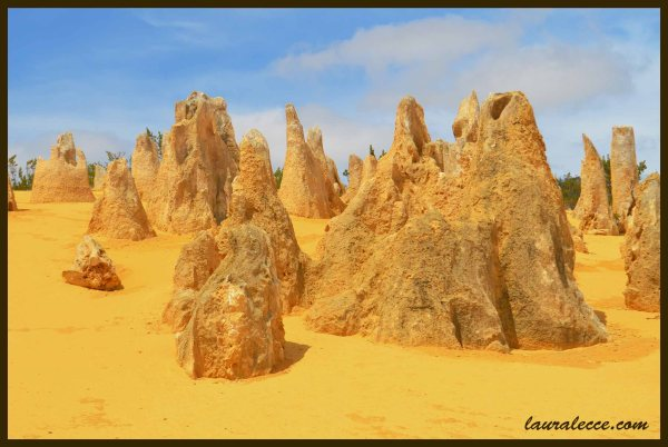 The Pinnacles - Photograph by Laura Lecce