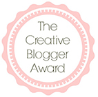creativebloggeraward