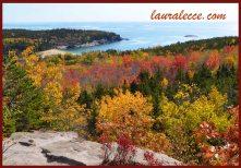 Acadia in color